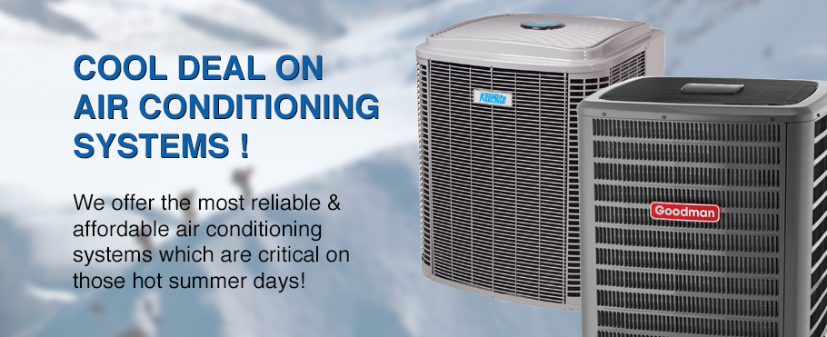 Airconditioning Promotion